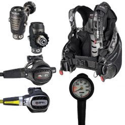 Mares EPIC 82X Set INT + Dragon XL - ESM 400bar