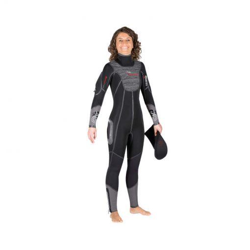 Mares Flexa Graphene she dives