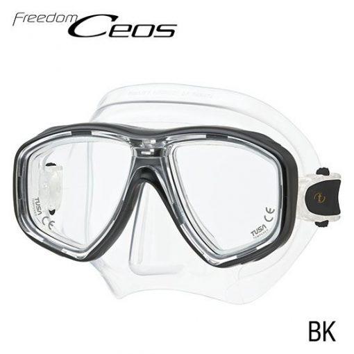 Tusa Freedom Ceos M-212 BK