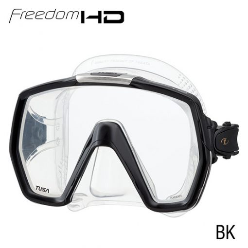 Tusa Freedom HD M1001 BK
