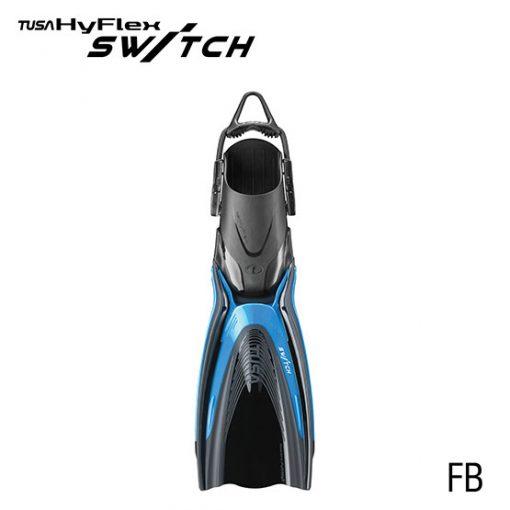 Tusa Hyflex SWITCH SF-0104 FB L-XL