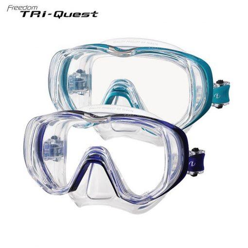 Tusa Tri-Quest M3001 Duikbril