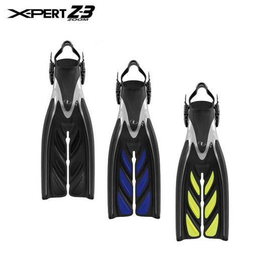 Tusa X-Pert Zoom Z3 SF-15 Duikvinnen