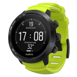 Suunto D5 Black/Lime