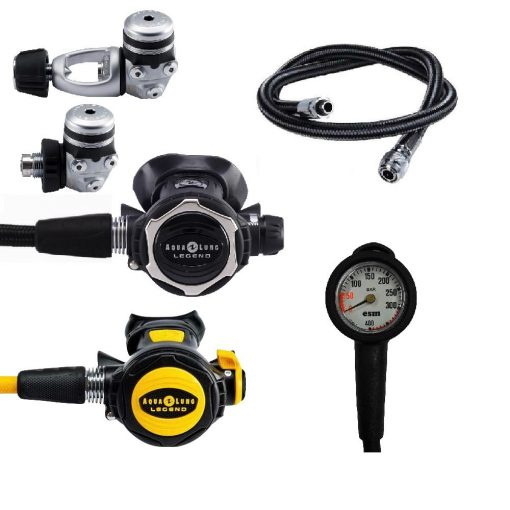 Aqua Lung Legend LX Supreme ACD INT set + ESM manometer
