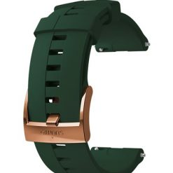 Suunto D5 Strap 24mm Athletic 4 Silicone Strap Kit D5 Forest/Copper M