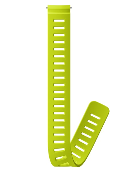 Suunto D5 Strap 24mm Dive 1 Silicone Extension Strap D5 Lime XL