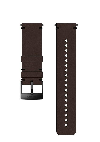 Suunto D5 Strap 24mm Urban 2 Leather Strap Kit Brown/Black M