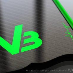 alchemy V3-30 Green fluo