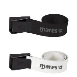 Mares belt elastic nylon buckle