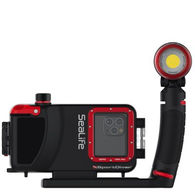 Sealife Sportdiver Pro 2500 set #SL401 iPhone underwaterhouse