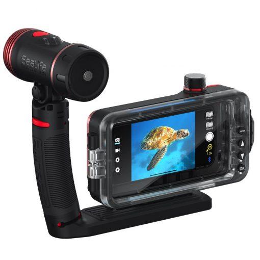 Sealife Sportdiver Pro 2500 set #SL401 iPhone underwaterhouse